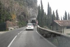 Lago di Garda, sústredenie, február 2018