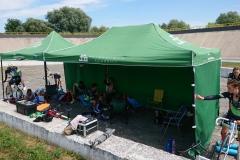 MSR Dráha, mládež, Prešov, august 2018